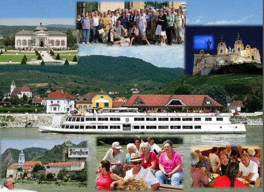 3-Tagesausflug in die Wachau