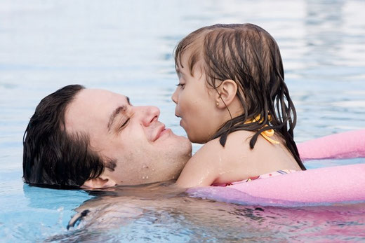 Kleinkinderschwimmen Aqua-Knirps