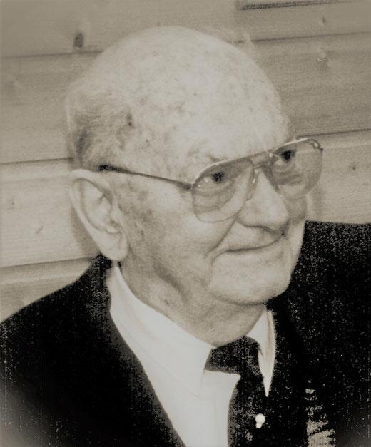 """Der """"Vater der Kolpings-Familie"""" Josef Weber (* 16.08.1906  + 01.01.1997)"""