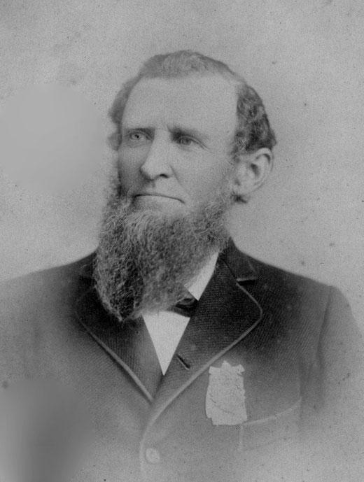 Joseph Wüllner aus Sallinghausen (geb. 3.3.1824, gest. in Detroit 1913)