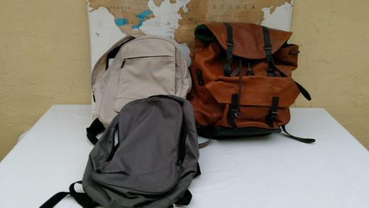 !sacs à dos, photo non libre de droits