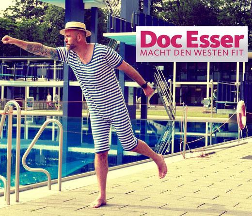 Doc Esser macht den Westen fit / Foto: Facebook-Gruppe