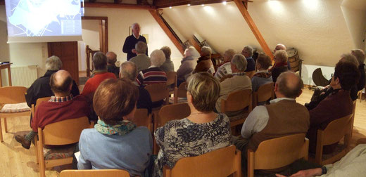 Vortrag über 'Tour de Ruhr' -  Foto: HPD