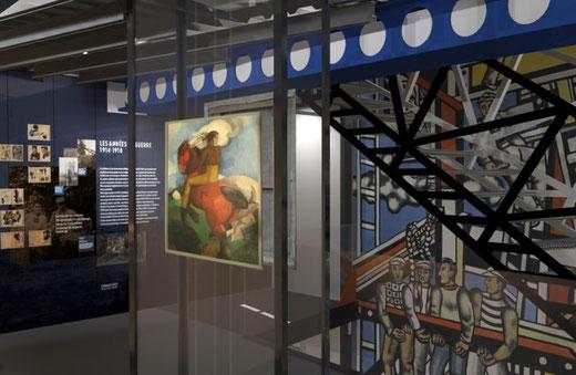 Future musée Fernand Léger - André Mare