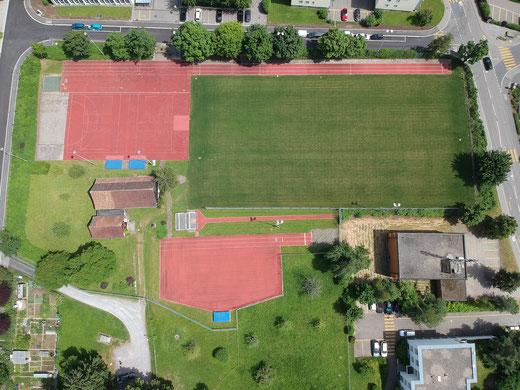 Schulanlage Kirchbühl Nord