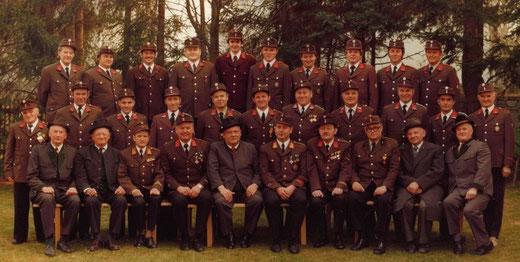 Mannschaft 1977