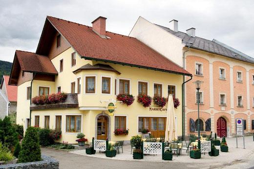 (c) Marktcafè St. Lambrecht