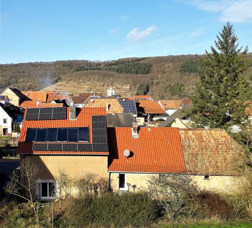 Leben mit der Energiewende TV - Sonnenschein für Rehborner Photovoltaik