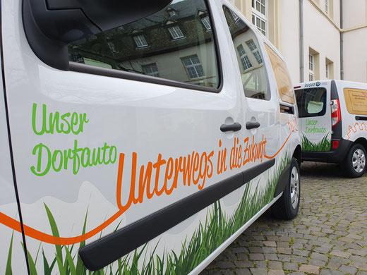 Rhein-Hunsrück-Kreis Simmern - Elektroautos für die Gemeinden
