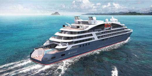 Ponant neue Schiffe