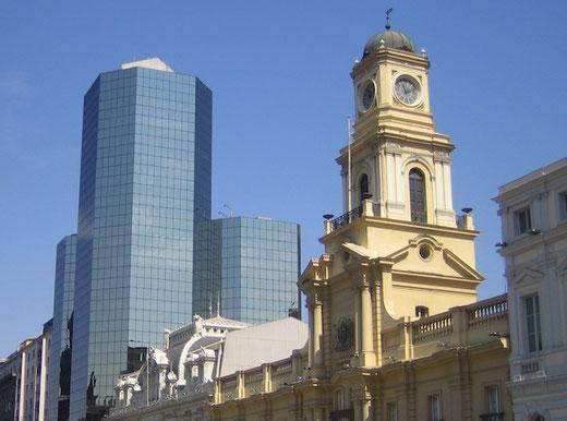 Santiago de Chile - eine Stadt der Kontraste