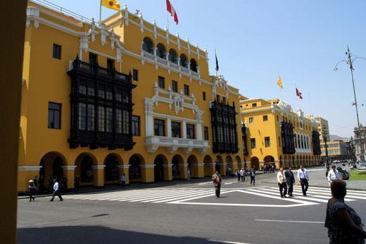 In Lima startet Ihre Reise durch Peru und Bolivien mit BOLIVIENline