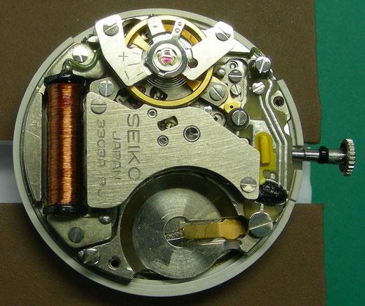 SEIKO EL330修理