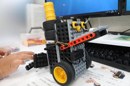 ロボット教室|モッテクテク