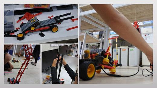 スタディPCネット大分高城校のヒューマンアカデミーロボット教室では、今月もロボット教室で子どもたちがチャレンジしています!