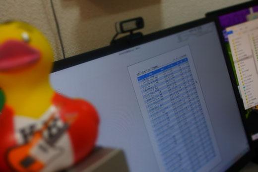 エクセルで縦長の表をきれいに印刷する|パソコン教室スタディPCネット大分高城校のエクセル上達ワンポイント