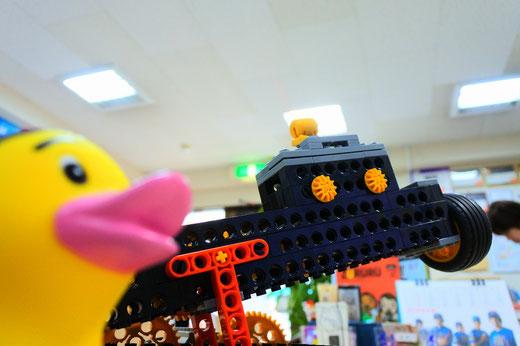 ロボット教室・プログラミング教室スタディPCネット大分高城校|ロボット教室でシーソーゲーム
