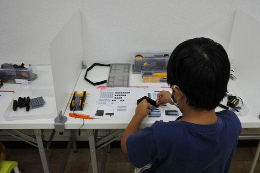 ヒューマンアカデミーロボット教室画像2