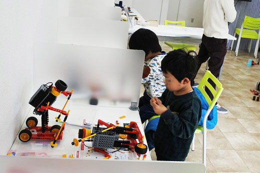 ロボット・プログラミング教室で時間が余った時の対応|スタディPCネット大分高城校のヒューマンアカデミーロボット教室