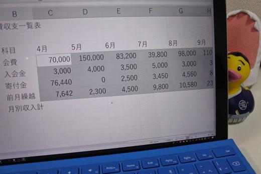 エクセル ワンポイント|数字に桁区切りを入れる