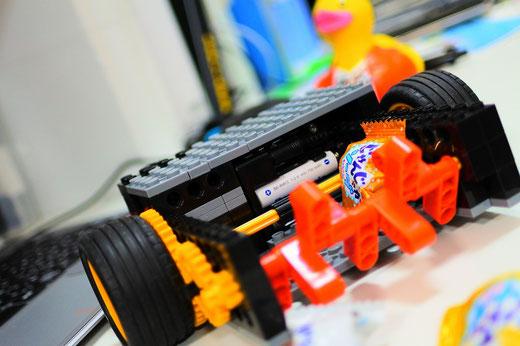 ヒューマンアカデミーロボット教室@スタディPCネット大分高城校|お掃除ロボットはロボット教室で作れます