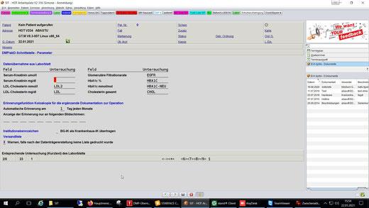 abasoft EVA Praxissoftware Arztsoftware Tipp DMP