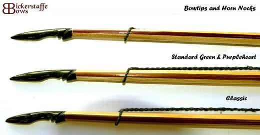 Bickerstaffe Longbows, Horntips