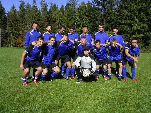 Mannschaft 2011/2011