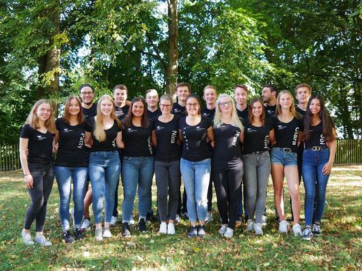 Freizeitteam Ergste 2019 - Gruppenfoto