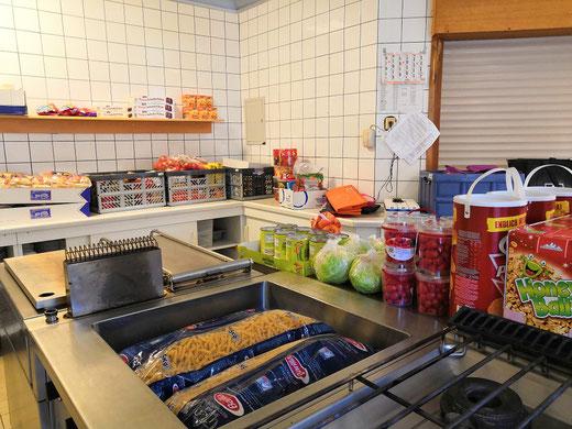 Einkauf Küchenteam