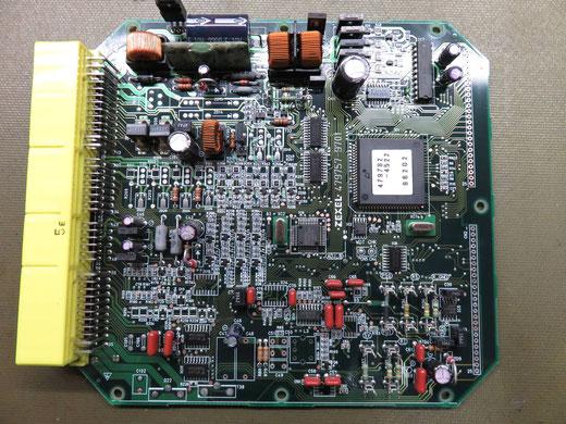 UD ビッグサム 黒煙 エンジン不調 ECU修理 25947-97870(407914-0192)