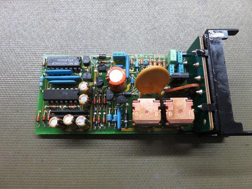 ポルシェ 911 964 リアスポイラーコントロールユニット修理 911.618.112.00