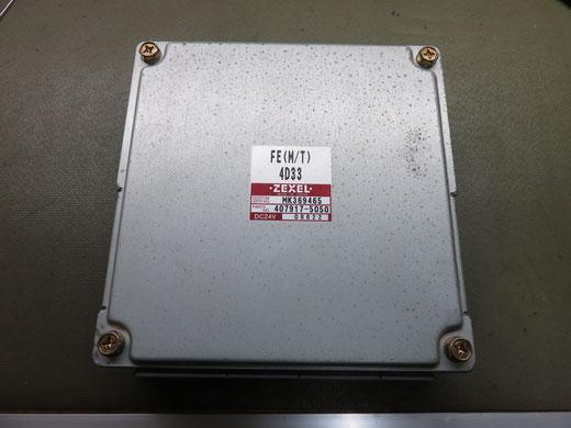 三菱フソウ キャンター FE51 4D33 タイマーコントロールバルブ不良 ECU修理