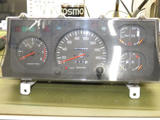 ランドクルーザー 70系 O/Dランプ点滅 メーター修理
