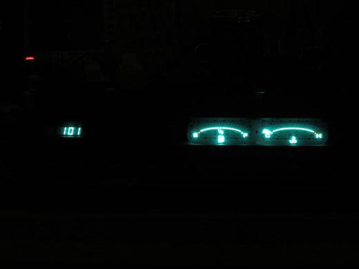 ホンダ プレリュード BB4 燃料計 水温計 時計 修理