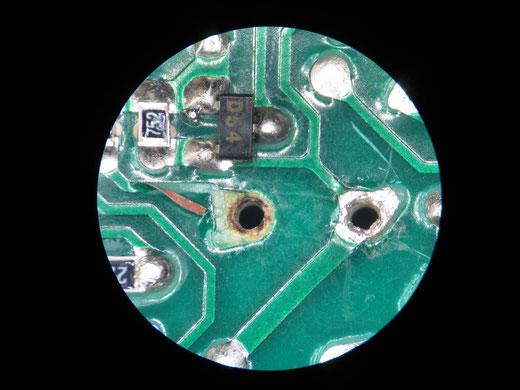 トヨタ セルシオ 20系 シフトロックコントローラー修理