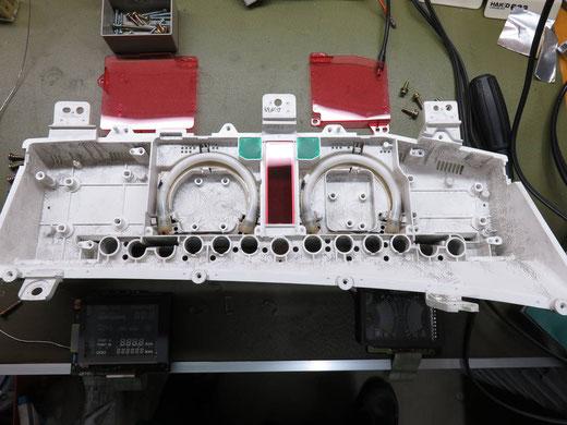 マツダ ユーノス コスモ メーター修理 オプティトロンメーター