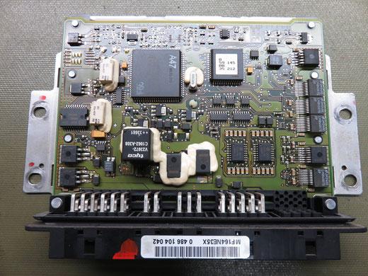 三菱フソウ スーパーグレート トラクタ ABSユニット 修理 MK369164 0486104042