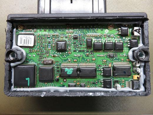 デイムラー W6 (ジャガー) ABSユニット修理