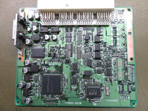 日野 リエッセⅡ (トヨタ コースター) ECU修理 89661-36150(175800-7141)