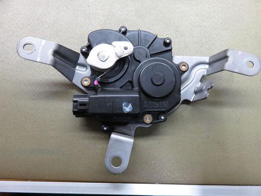 日産 セレナ C25 スライドドア ドアロックリリースモーター修理