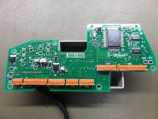 マツダ RX-7 FD3S エアコン効かない エアコンパネル修理