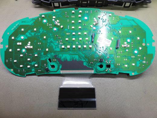 スズキ SX4 メーター内ウィンカー不点灯 メーター修理 34110-54LC1
