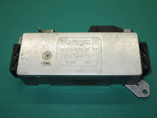 ベンツ R129 ソフトトップ コントロールユニット修理 129 820 00 97