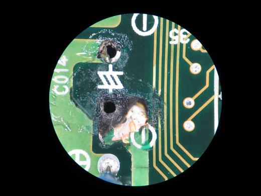 ハイラックスサーフ  KZN185 ECU修理(89661-3D240/175800-1611)
