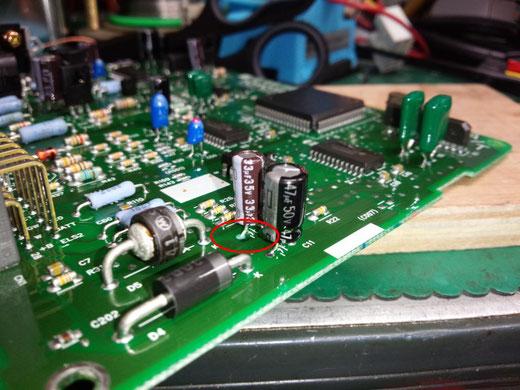 カローラ 5A-FE エンジン掛からない 89661-1A440 ECU修理