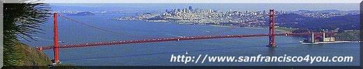 Die Seite über San Francisco
