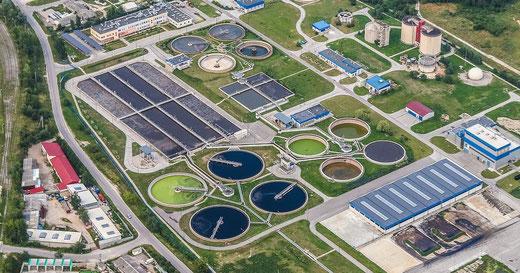 Wasseraufbereitung, Enthärtungsanlagen und Entkalkung von Kern Wassertechnik in Mömbris / Deutschlandweite 4. Reinigungsstufe in Kläranlagen würde Abwassergebühren um 17 Prozent erhöhen