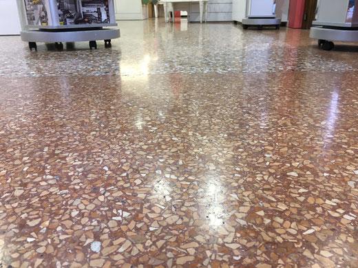 Fußbodenbelag Terrazzo ~ Terrazzo steinpflegeprofis