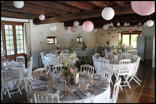 Salle mariage Domaine de Millox La Bruche Animation